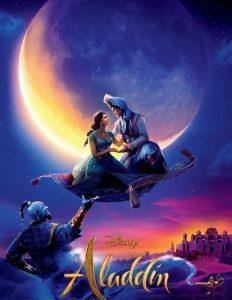 Ciné bébé Aladdin 2D