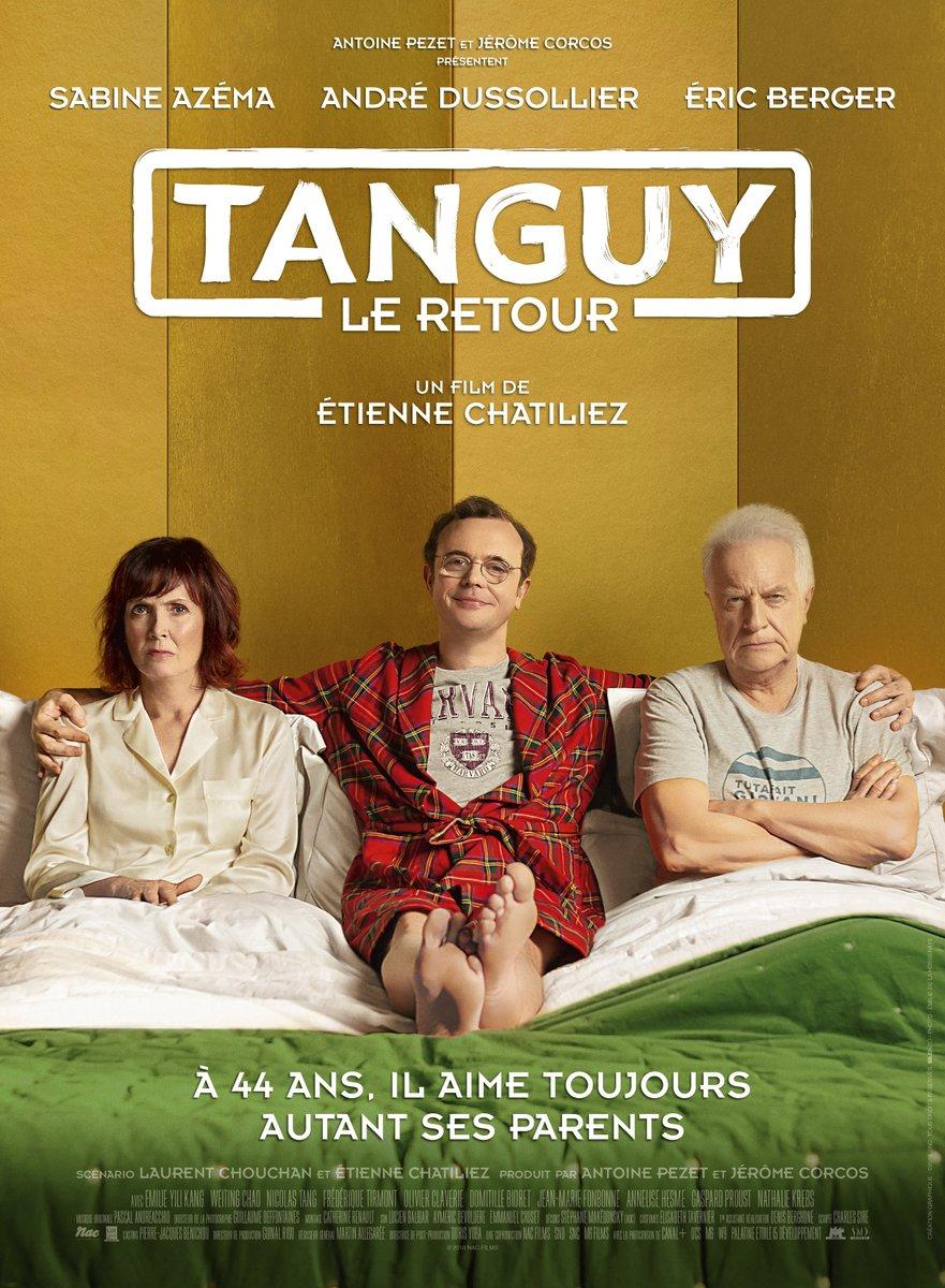tanguy le retour