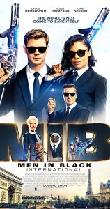 men in black ; international