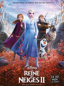 La reine des neiges 2 2D