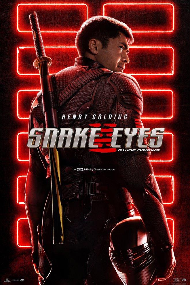 snake eyes v fr
